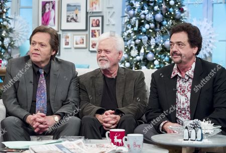 Jimmy Osmond, Merrill Osmond and Jay Osmond