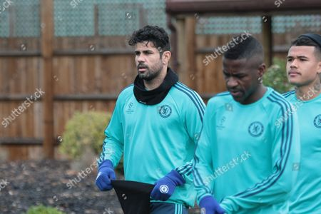Costa and Ramires