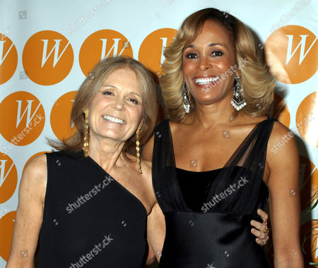 Gloria Steinem and Faye Wattleton