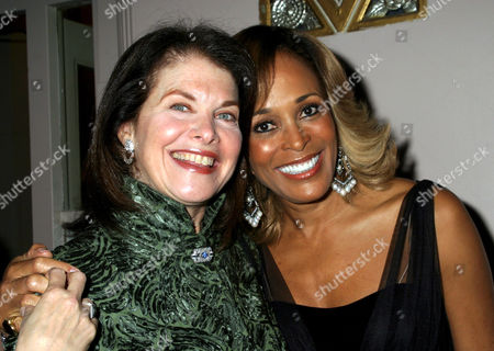 Sherry Lansing and Faye Wattleton