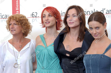 Editorial picture of 62ND VENICE FILM FESTIVAL, VENICE, ITALY  - 08 SEP 2005
