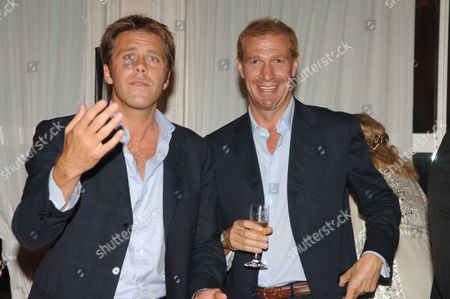Editorial photo of 'A LIBYAN NIGHT' EVENT TO BENEFIT THE WORLD CHILDREN FUND OF NIGER, VENICE, ITALY - 08 SEP 2005