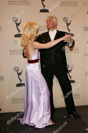 John O'Hurley and Charlotte Jorgensen