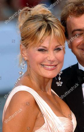 Patrizia Pellegrino at the Golden Lion award night