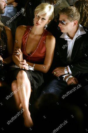 Paris Hilton and Scott Storch