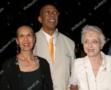 Carmen DeLavallade, Geoffrey Holder, Celeste Holm