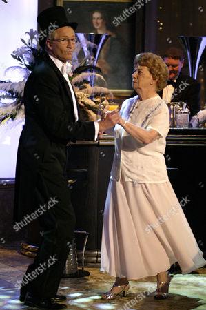 Paul O'Grady and Jean Alexander