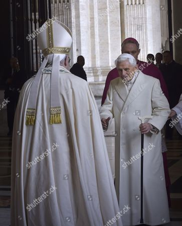 Editorial photo of Jubilee of Mercy mass, Vatican City, Rome, Italy - 08 Dec 2015