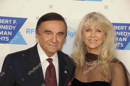 Tony Lo Bianco and Alyse Lo Bianco