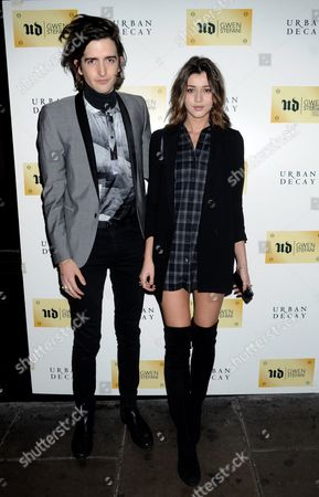 Guest and Eleanor Calder