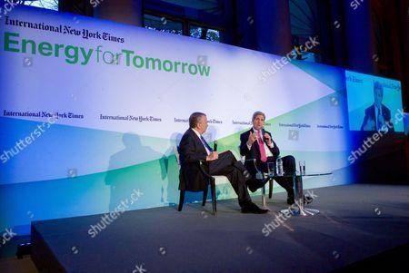 Editorial image of COP21 Climate Change Summit, Paris, France - 09 Dec 2015