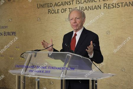 Former U.S. Senator and Democratic Vice Presidential candidate, Joe Lieberman, Lieberman argues that the Iranian Resistance can play a key role in combatting the threat of Islamic fundamentalism