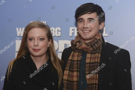 Donal Skehan and his wife Sofie Larsson