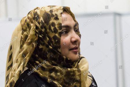 Ayesha Farid, the wife of former Mayor of Tower Hamlets, Lutfur Rahman