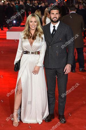 Katie Wright and Dan Edgar
