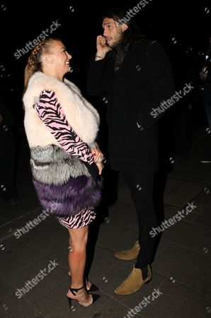 Stock Picture of Andy Carroll and Billi Mucklow