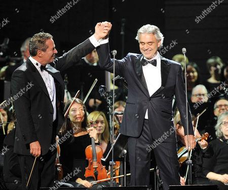 Andrea Bocelli, Eugene Kohn