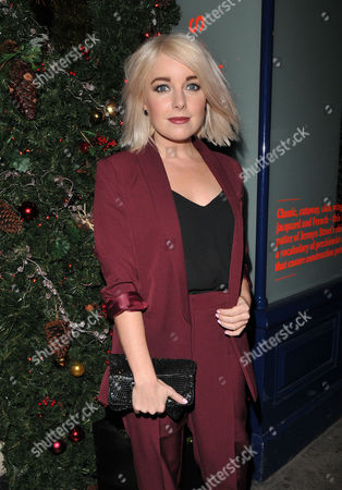 Editorial picture of The Sunday Times Style Magazine Christmas Party, London, Britain - 09 Dec 2015