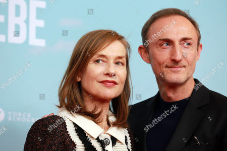 Guillaume Nicloux and Isabelle Huppert