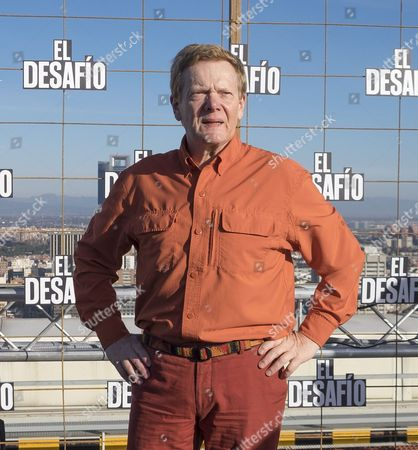 French High-wire artist Philippe Petit