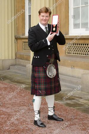 Sir Danny Alexander - Honour of Knighthood