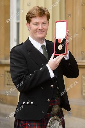 Editorial image of Investitures at Buckingham Palace, London, Britain - 10 Dec 2015