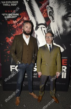 Editorial picture of 'Rise of the Foot Soldier: Part II' film premiere, London, Britain - 10 Dec 2015