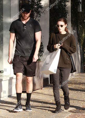 Editorial picture of Rooney Mara and Ryan Hastings out and about, Los Angeles, America - 09 Dec 2015