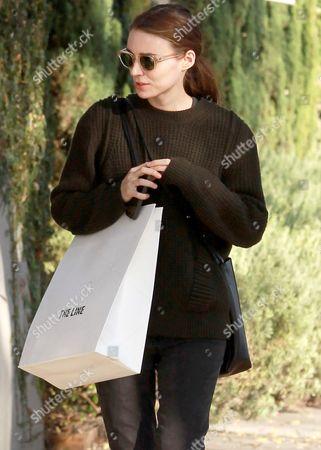 Stock Image of Rooney Mara