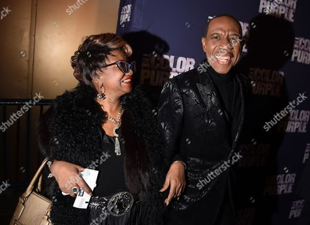 Freddie Jackson with guest