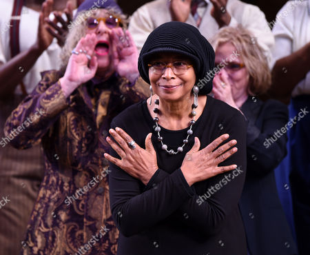 Editorial photo of 'The Color Purple' Broadway opening, New York, America - 10 Dec 2015