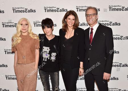 Lady Gaga, Diane Warren, Amy Ziering, Kirby Dick