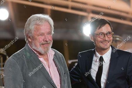 Editorial photo of 'The White Knights' film premiere, Marrakech Film Festival, Morocco - 10 Dec 2015