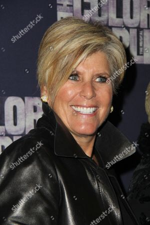 Stock Picture of Suze Orman