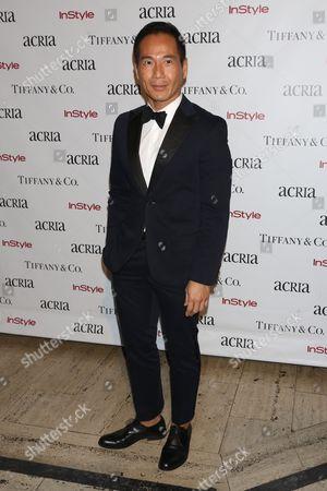 Stock Photo of Marcus Teo