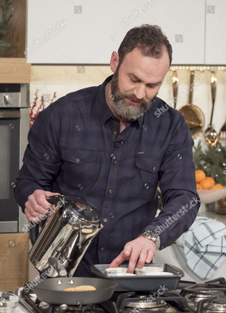 Stock Picture of Glynn Purnell