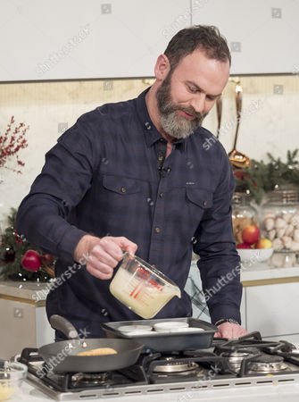 Editorial photo of 'This Morning' TV show, London, Britain - 11 Dec 2015