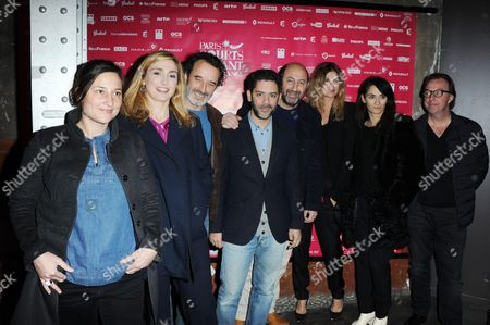 Isabelle Funaro, Rachida Brackni, Julie Gayet, Manu Payet, Rachida Brackni