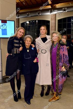 Editorial picture of Inaugurazione Love Design exhibition, Milan, Italy - 10 Dec 2015