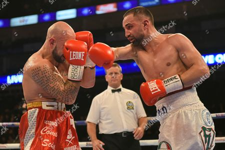 Editorial picture of Boxing from the O2 Arena, London, Britain - 12 Dec 2015