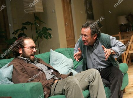 'Two Thousand Years' - Ben Caplan ( Josh ), Allan Corduner ( Danny )