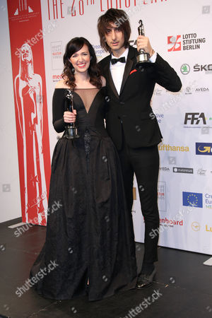 Stock Picture of Rachel Zeffira, Faris Badwan