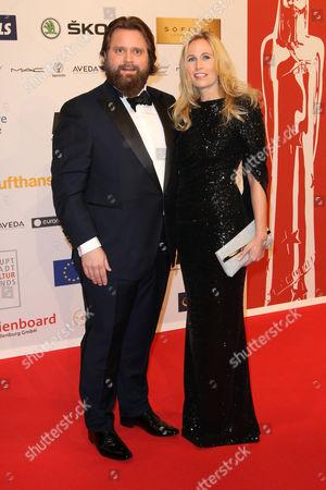 Antoine Monot Jr. and girlfriend Stefanie Sick