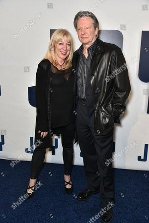 Marianne Leone and Chris Cooper