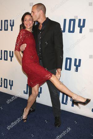 Cristen Chin and Nigel Barker