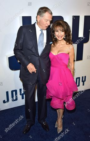 Helmut Huber and Susan Lucci