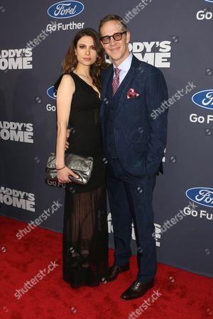 Antoniette Costa and Joey McFarland