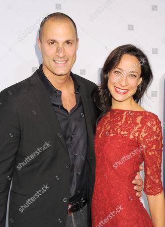 Nigel Barker and Cristen Chin