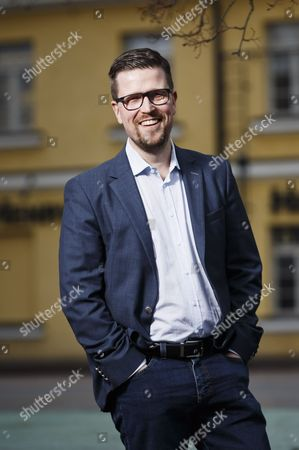 Finnish movie director Klaus Härö