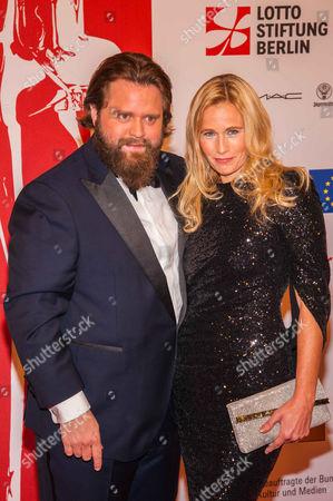 Antoine Monot Jr and Stefanie Sick